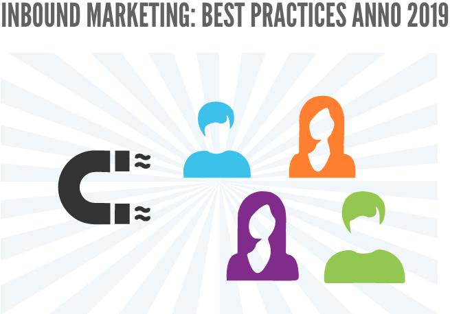 Inbound Marketing: Best Practices Anno 2019